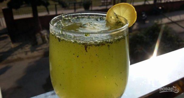 bezalkogolnii quotmohitoquot s limonom 408390 - Non-alcoholic Mojito with lemon