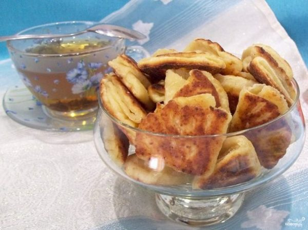 Вкусное творожное тесто - пошаговый рецепт с фото на Повар.ру