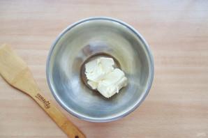 Песочный пирог с малиновым вареньем - фото шаг 2