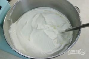 Pastel de miel con crema agria - Paso 10