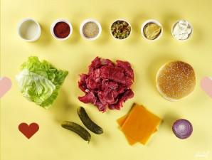 Соус для гамбургера - пошаговый рецепт с фото на Повар.ру