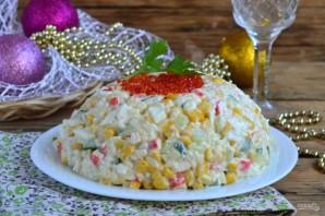 Yengeç Salatası Tarif Klasik - Fotoğraf 8. Adım 8