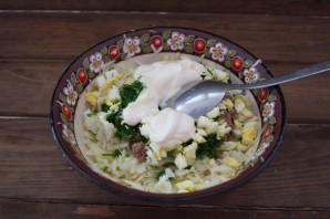 Салат с тунцом и сыром - фото шаг 4