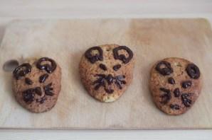"""Имбирное печенье """"Веселые мышки"""" - фото шаг 13"""