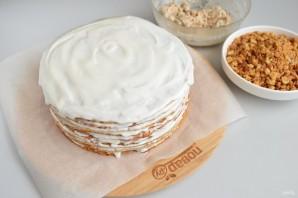 """केक """"मेडोविक"""" - फोटो चरण 16"""
