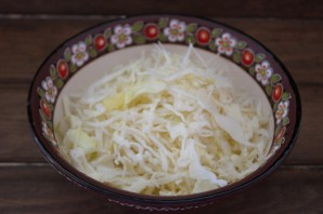 Салат с тунцом и сыром - фото шаг 1