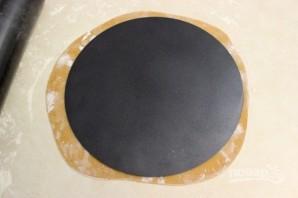 Ekşi krema ile ballı kek - fotoğraf adımı 5