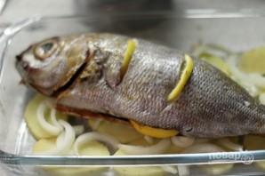 Дорада в духовке - пошаговый рецепт с фото на Повар.ру