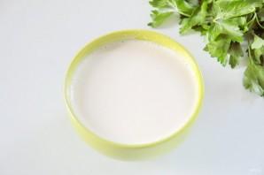 Салат желейный, слоеный - фото шаг 7