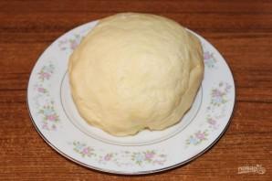 "Торт ""Наполеон"" слоеный - фото шаг 4"