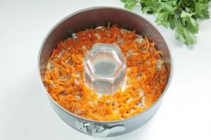 Салат желейный, слоеный - фото шаг 11