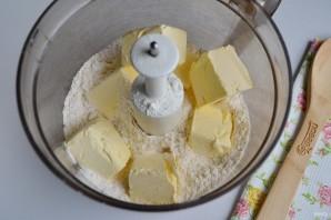 """کیک """"ناپلئون"""" کلاسیک (از آزمون خانگی) - عکس مرحله 2"""