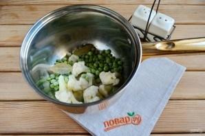Вегетарианское заливное к Новому Году - фото шаг 2