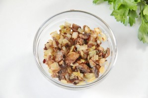 Салат желейный, слоеный - фото шаг 6