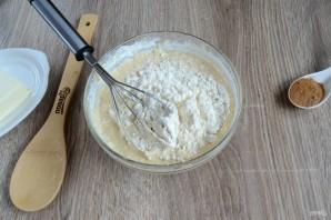 Photo Cuisson Recette: Sinnabon Brips avec cannelle et crème crème - Étape n ° 11