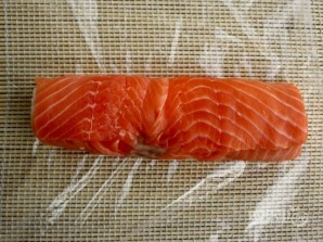 "Resepti Sushi ""Philadelphia"" kotona - Kuva vaihe 7"
