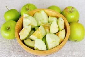 Утка в рукаве с яблоками, чесноком и медом - фото шаг 6