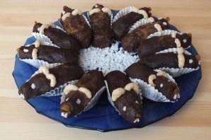 Пирожное без выпечки на Новый год Крысы - фото шаг 7