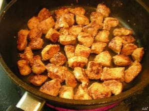 Chicken Shawarma - Larawan Hakbang 6.