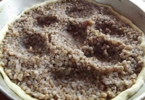 Заливной пирог с рыбной консервой - пошаговый рецепт с ...