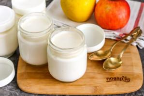 Домашний йогурт из сметаны - пошаговый рецепт с фото на ...
