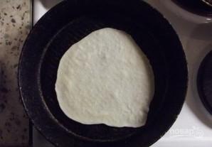 Zelfgemaakte lavash - foto stap 4