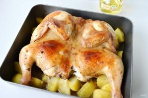 Курица с медом - фото шаг 5