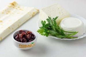 Закусочный рулет с сыром - фото шаг 1