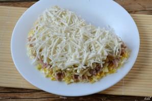 Салат с тунцом - фото шаг 5