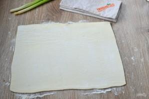Пирог со шпротами - фото шаг 2