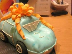 Торт на день рождения мальчику - пошаговый рецепт с фото ...