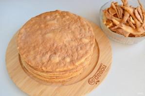 """Cake """"Medovik"""" - foto Stap 11"""
