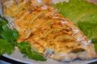 Рыба в духовке со сметаной пошаговый рецепт с фото на