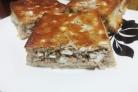Быстрый пирог с сёмгой - пошаговый рецепт с фото на Повар.ру