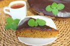 Морковный пирог на скорую руку - пошаговый рецепт с фото ...