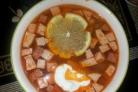 Солянка в мультиварке - пошаговый рецепт с фото на Повар.ру
