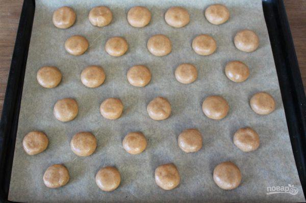 Песочные пряники - пошаговый рецепт с фото на Повар.ру