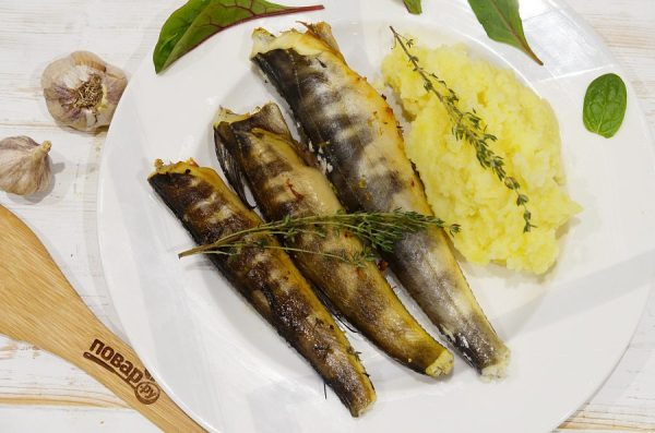 Ледяная рыба, запеченная с тимьяном - пошаговый рецепт с ...