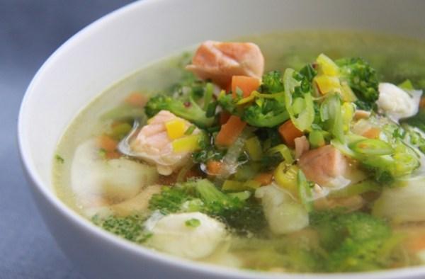 Суп из белой рыбы - пошаговый рецепт с фото на Повар.ру