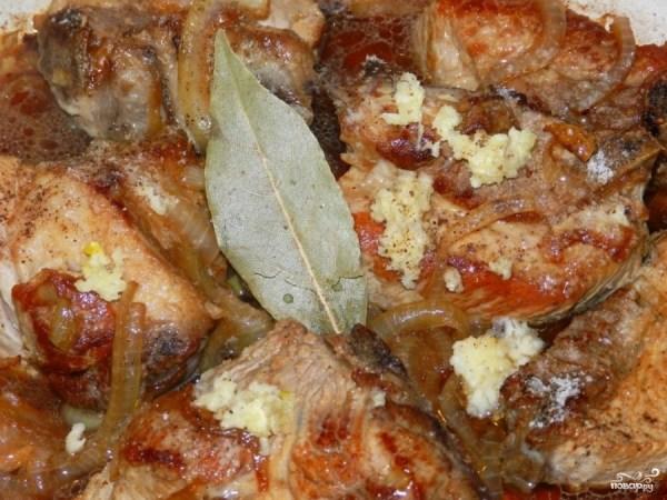 Телячьи ребрышки - пошаговый рецепт с фото на Повар.ру