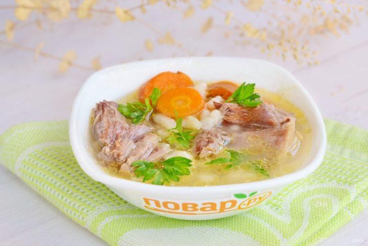 """Монгольский суп """"Батан"""""""