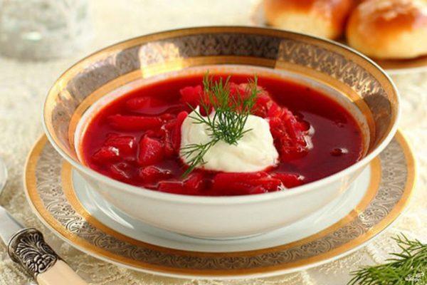 Борщ в скороварке - пошаговый рецепт с фото на Повар.ру