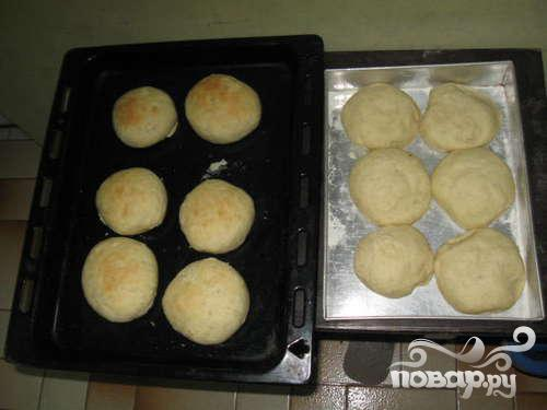 Булочки для гамбургера - пошаговый рецепт с фото на Повар.ру