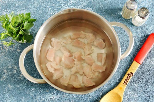 Куриный суп по-болгарски - пошаговый рецепт с фото на Повар.ру
