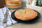 Осетинский пирог на кефире