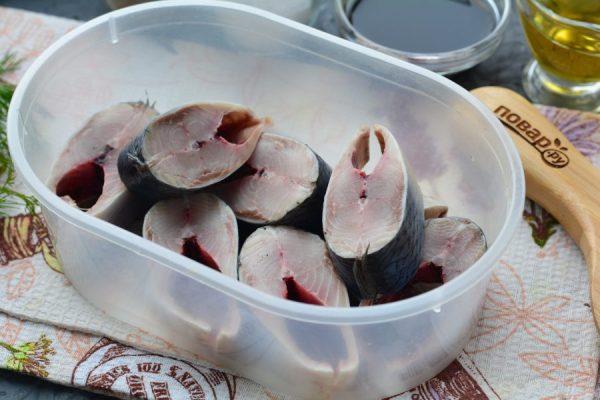 Сельдь в духовке с овощами - пошаговый рецепт с фото на ...
