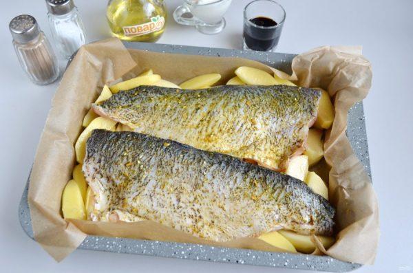 Толстолобик подомашнему пошаговый рецепт с фото на Поварру