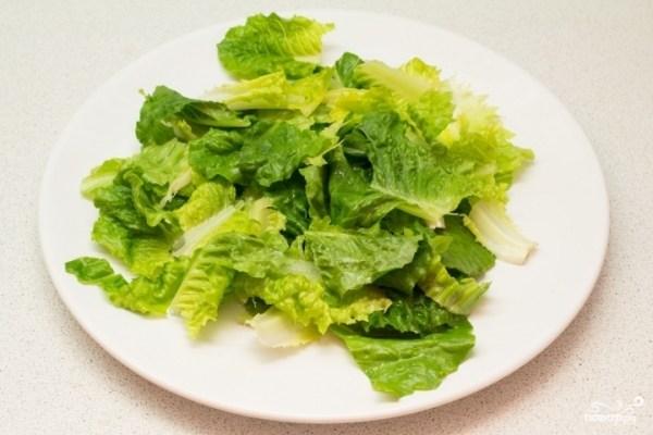 Салат из креветок с перепелиными яйцами - пошаговый рецепт ...