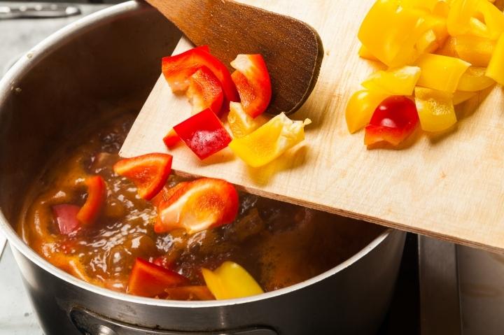 Венгерский суп-гуляш из говядины