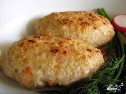 Котлеты в духовке из говядины - пошаговый рецепт с фото на ...